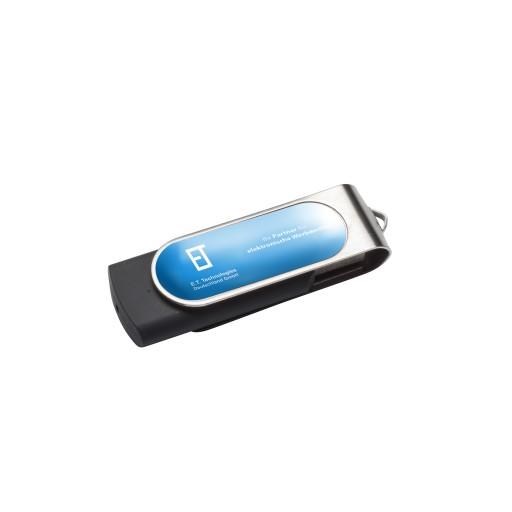 Modell C05 Doming WebKey Blau Bild 1