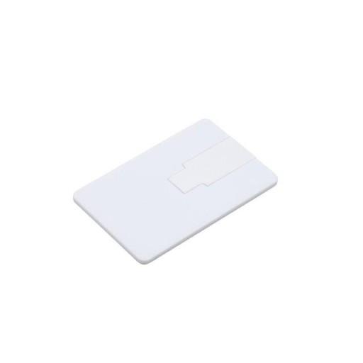 Modell Credit Card 2 WebKey Weiß Bild 1