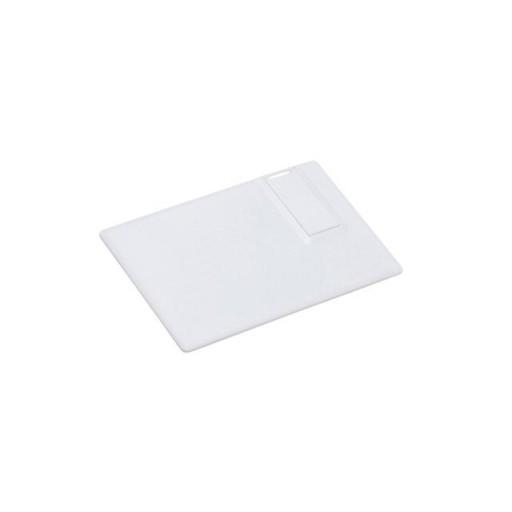 Modell Credit Card 3 WebKey Weiß Bild 1