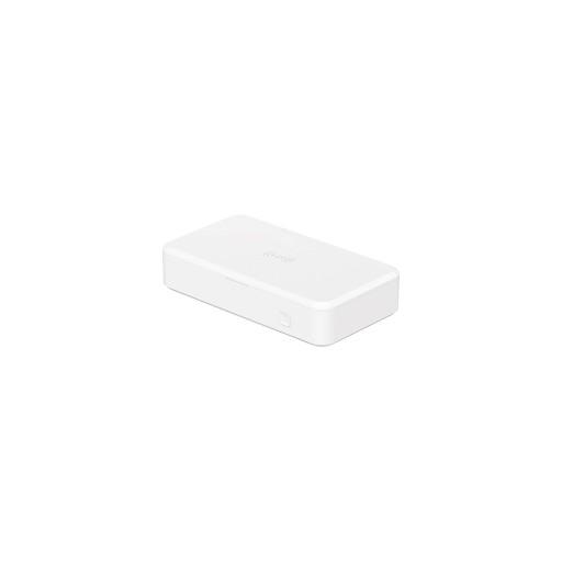 UV Sterilisationsbox QI Wireless Charging Weiß Bild 1