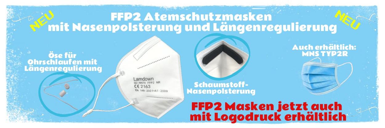 Mundschutzmasken