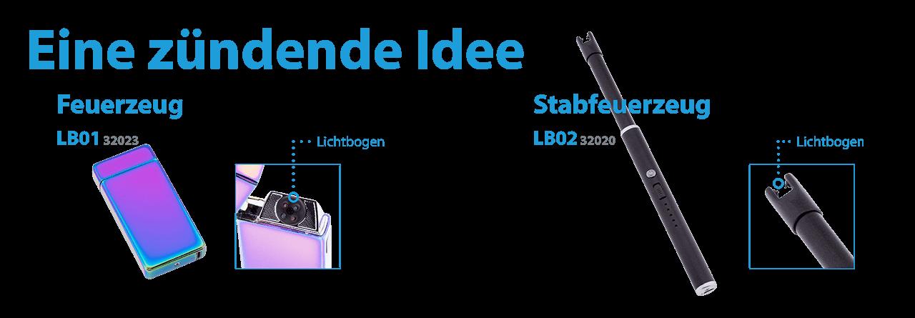 Eine zündende Idee